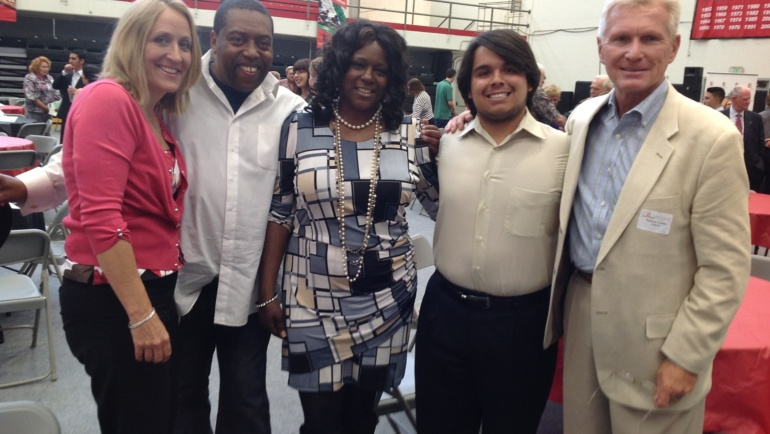 2012 Scholarships Awarded